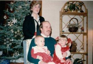 Christmas Eve at Grandma and Grandpa's House
