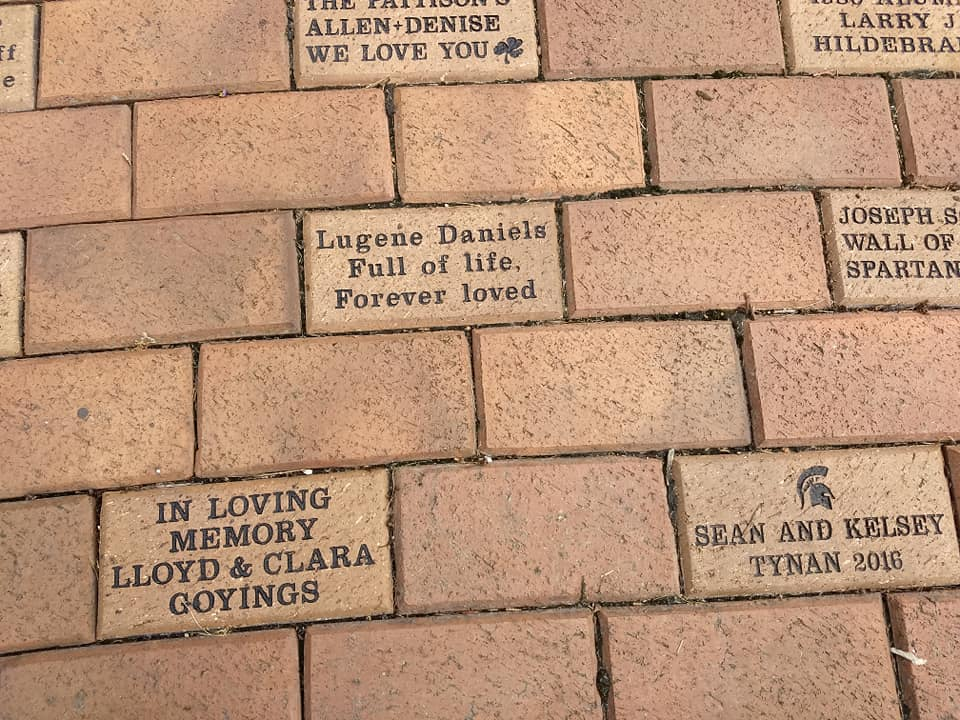 Alumni Bricks
