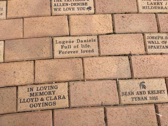 Alumni Bricks