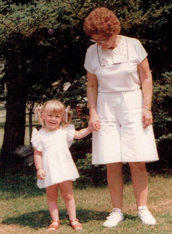 Grandma Reid and Me (2)
