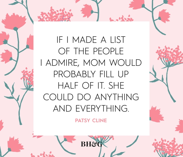 Patsy Cline Quote